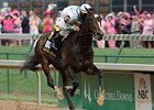 "Rachel Alexandra's easy Kentucky Oaks win earned her breeder Dolphus Morrison a $100,000 bonus. <br><a target=""blank"" href=""http://www.bloodhorse.com/horse-racing/photo-store?ref=http%3A%2F%2Fgallery.pictopia.com%2Fbloodhorse%2Fgallery%2FS724382%2Fphoto%2F8062329%2F%3Fo%3D0"">Order This Photo</a>"