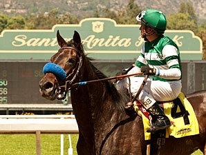 Lady of Shamrock Gets Lucky in Santa Barbara