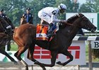 Drosselmeyer Wins Belmont for WinStar, Mott