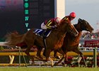 Gentildonna winning the Japan Cup.