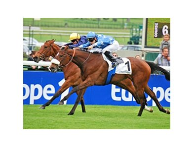 Flotilla wins the Poule d'Essai des Pouliches in France.