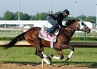 Colonial Empress worked four furlongs in :48 2/5 at Churchill Downs on April 25.