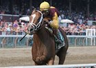 Discreetly Mine Injured; Out of Breeders' Cup