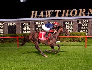 Kid Dreams in Hawthorne Derby Upset