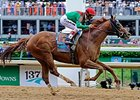 "Animal Kingdom comes home strong to win the Kentucky Derby.<br><a target=""blank"" href=""http://www.bloodhorse.com/horse-racing/photo-store?ref=http%3A%2F%2Fpictopia.com%2Fperl%2Fgal%3Fprovider_id%3D368%26ptp_photo_id%3D9517433%26ref%3Dstory"">Order This Photo</a>"