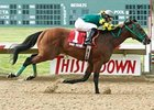 Thistledown Suspends Ohio Derby in 2009