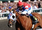"Groupie Doll dominates the Thoroughbred Club of America at Keeneland.<br><a target=""blank"" href=""http://photos.bloodhorse.com/AtTheRaces-1/at-the-races-2012/22274956_jFd5jM#!i=2132407444&k=KR7vnqf"">Order This Photo</a>"