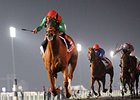 Animal Kingdom winning the Dubai World Cup.