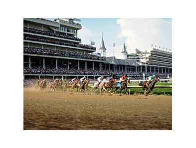 Kentucky Derby 138