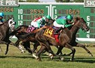 Maram makes her first start of 2011 in the Beaugay Stakes.
