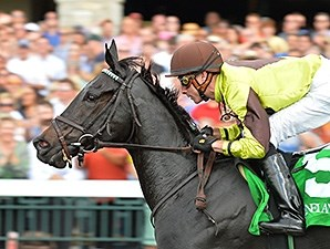 Prepared wins a Maiden Special Weight at Keeneland 10/5/2013.