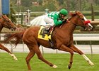 Unzip Me won the 2011 Monrovia by 1 1/4 lengths.