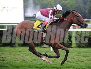 Shared Account wins the 2009 Lake Placid.