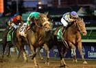 "Blame (right) and Zenyatta in the 2010 Breeders' Cup Classic.<br><a target=""blank"" href=""http://www.bloodhorse.com/horse-racing/photo-store?ref=http%3A%2F%2Fpictopia.com%2Fperl%2Fgal%3Fprovider_id%3D368%26ptp_photo_id%3D9272286%26ref%3Dstory"">Order This Photo</a>"