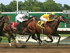 Kensei Breaks Losing Streak, Wins Salvator
