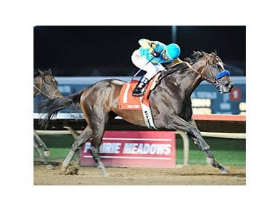 Iowa Derby winner Prayer for Relief is among the 57 nominees for the West Virginia Derby.