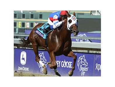 "Groupie Doll<br><a target=""blank"" href=""http://photos.bloodhorse.com/BreedersCup/2012-Breeders-Cup/Filly-Mare-Sprint/26130154_jMQwM9#!i=2192722587&k=pgvpGJT"">Order This Photo</a>"
