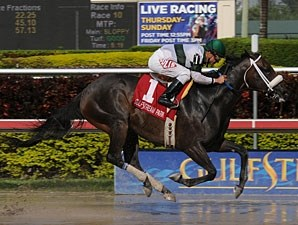 Tar Heel Mom wins the 2011 Harmony Lodge.