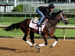 Unlimited Budget - Churchill Downs, May 2, 2013.