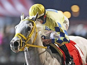 Hansen wins the 2012 Iowa Derby.