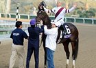 "Royal Delta after the Ladies' Classic.<br><a target=""blank"" href=""http://photos.bloodhorse.com/BreedersCup/2012-Breeders-Cup/Ladies-Classic/26130180_8NMncD#!i=2191509719&k=NCvP8h7"">Order This Photo</a>"