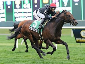 Boisterous Tepid Choice for Arlington Million