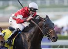 "Fort Larned returns to action in the Oaklawn Handicap.<br><a target=""blank"" href=""http://photos.bloodhorse.com/BreedersCup/2012-Breeders-Cup/Classic/26128658_j8xsjs#!i=2325558744&k=khNd7p5"">Order This Photo</a>"