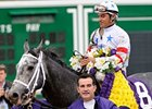 2007 Breeders' Cup Mile winner Kip Deville will try to do it again in 2008.