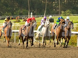 Informed wins the 2009 Californian.