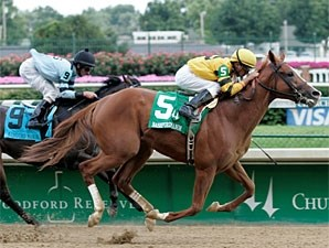 Backtalk wins the 2009 Bashford Manor.
