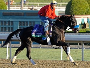 Great Hot at Santa Anita 10/29/2012.