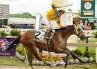 "Sweet Vendetta takes the Black-Eyed Susan under Channing Hill.<br><a target=""blank"" href=""http://www.bloodhorse.com/horse-racing/photo-store?ref=http%3A%2F%2Fpictopia.com%2Fperl%2Fgal%3Fprovider_id%3D368%26ptp_photo_id%3D4532857%26ref%3Dstory"">Order This Photo</a>"