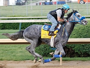 Creative Cause at Churchill Downs 4/30/2012