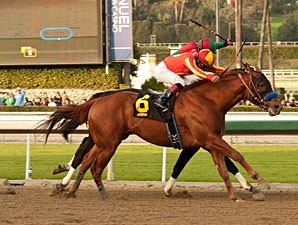 Coil Goes Out on Top in San Pasqual Thriller