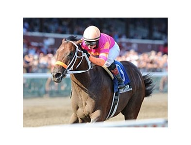 Bern Identity won the Sanford Stakes on July 22 at Saratoga.