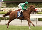"Unzip Me won the 2010 Las Cienegas.<br><a target=""blank"" href=""http://www.bloodhorse.com/horse-racing/photo-store?ref=http%3A%2F%2Fpictopia.com%2Fperl%2Fgal%3Fprovider_id%3D368%26ptp_photo_id%3D8886287%26ref%3Dstory"">Order This Photo</a>"