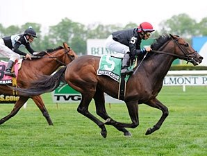 Boisterous to Invade Arlington Park