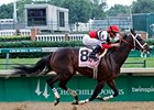 Dubai Majesty Repeats in Winning Colors