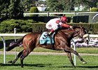 "Stephanie's Kitten makes her seasonal debut in the Hillsborough Stakes. <br><a target=""blank"" href=""http://photos.bloodhorse.com/AtTheRaces-1/At-the-Races-2014/i-j8Rtk5H"">Order This Photo</a>"
