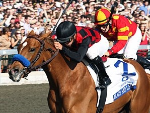 Lilacs and Lace wins the 2011 Ashland.