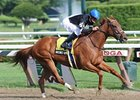 "Secret Gypsy scored a two-length win in the Honorable Miss Handicap at Saratoga Race Course.<br><a target=""blank"" href=""http://www.bloodhorse.com/horse-racing/photo-store?ref=http%3A%2F%2Fpictopia.com%2Fperl%2Fgal%3Fprovider_id%3D368%26ptp_photo_id%3D9134901%26ref%3Dstory"">Order This Photo</a>"
