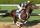 Cool Coal Man works with stablemate Chris Got Even at Churchill Downs April 24.