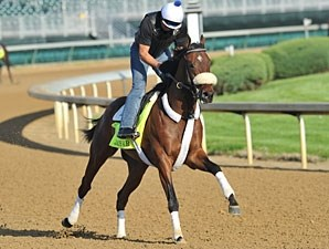 Java's War - Churchill Downs, May 2, 2013.