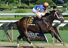 Overdriven wins the Sanford Stakes.