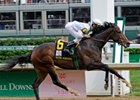 "Rachel Alexandra dominates the 2009 Kentucky Oaks.<br><a target=""blank"" href=""http://www.bloodhorse.com/horse-racing/photo-store?ref=http%3A%2F%2Fpictopia.com%2Fperl%2Fgal%3Fprovider_id%3D368%26ptp_photo_id%3D8061529%26ref%3Dstory"">Order This Photo</a>"