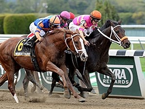 Vegas No Show wins the 2013 Coastal Stakes.