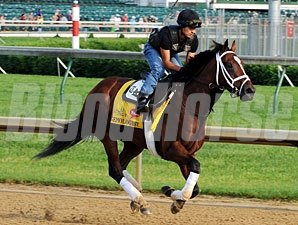 Gemologist - Churchill Downs on May 3, 2012.