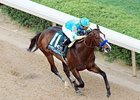 Bodemeister in the Arkansas Derby