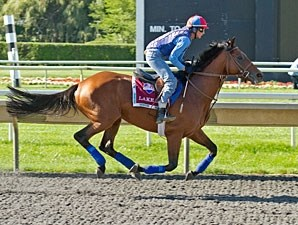 Lake Drop - Arlington Park, August 17, 2012.