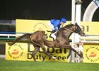 Sajjhaa pulls away late to win the Dubai Duty Free.